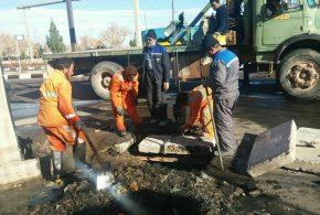 شهردار تایباد با اعلام انجام تمهیدات لازم شهرداری برای جلوگیری از بروز سیل خواستار آمادگی مردم شد.