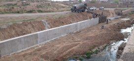 شهردارتایباد: ادامه عملیات ساخت دیوار ساحلی کال مولانا در حال انجام است.