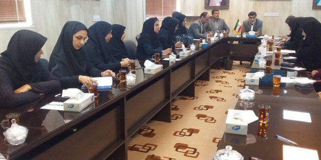 اعضای شورای شهر تایباد خواستار مشارکت بیشتر بانوان در امور شهری شدند.