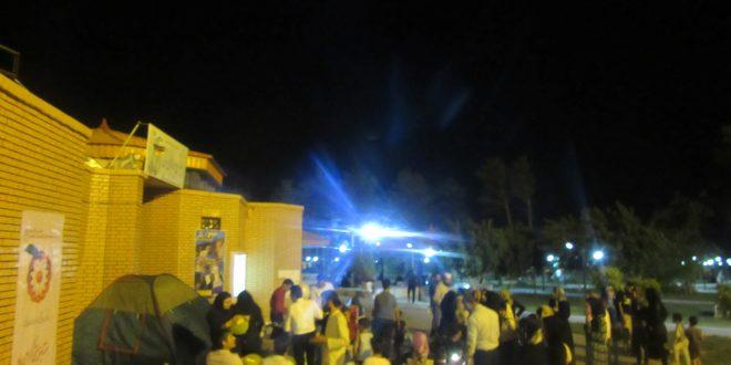 کارگاه نقاشی زندگی سالم با همکاری شهرداری تایباد درهفته بهزیستی برگزار شد.