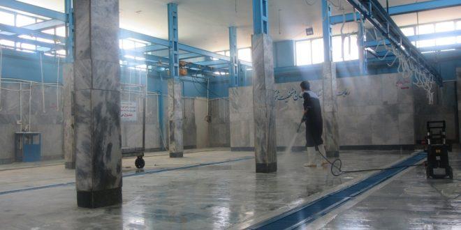 مهندس سیدالحسینی: کلیه اقدامات لازم و ضروری برای ذبح دامهای عید قربان، در کشتارگاه شهرداری مهیا و آماده می باشد.
