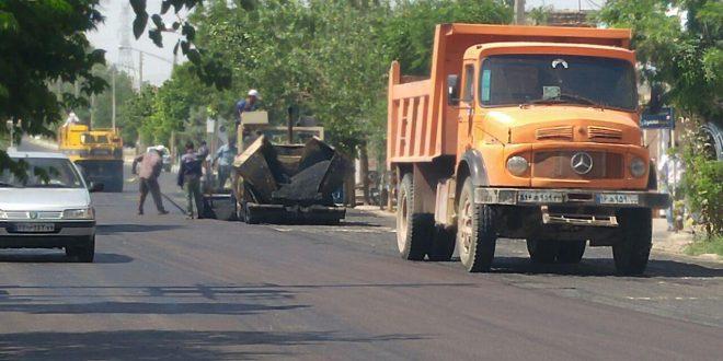 شهرداری تایباد بالغ بر ۷هزار مترمربع بیشتر از مصوبه شورای شهر اقدام به آسفالت و مرمت آسفالت در سال ۹۸ نموده است.