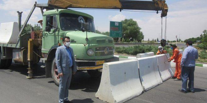 شهردار تایباد:  باتوجه به وضعیت قرمز شهر در ابتلا به کرونا، محدویتهای ترافیکی برای ورود و خروج به شهر اعمال می شود.