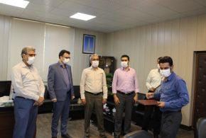 دانش آموزان ممتاز پرسنل و کارکنان شهرداری تایباد مورد تجلیل شهردار تایباد قرار گرفتند.