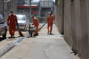 مهندس سیدالحسینی: ضمن رعایت پروتکل های بهداشتی و سازگاری با ویروس کرونا، فعالیتهای شهرداری در حال انجام می باشد.