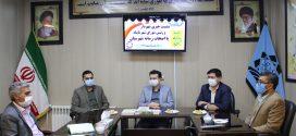 نشست خبری شهردار و رئیس شورای شهر تایباد با اصحاب رسانه برگزار شد.
