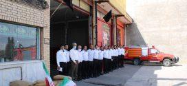 اقدامات لازم در خصوص ارتقای واحد آتش نشانی و خدمات ایمنی شهرداری در دستورکار قرار گرفته است.