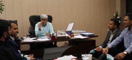 حسن نگهبان، از برگزاری جلسه توجیهی وآموزش مسئولین امور اداری و کارگزینی، چند شهرداری منطقه در تایباد خبر داد.