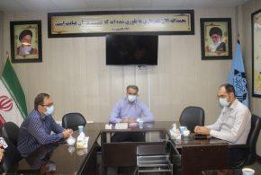 در نشست اعضای  کمیته تخصصی عمران شهردار ی تایباد، بر تسریع و کیفیت پروژه های عمرانی شهرداری تاکید گردید.