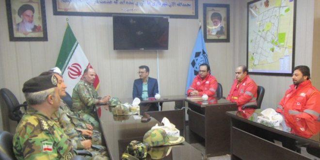 شهردارتایباد: حضور یگان قرارگاه شهید تولائی ارتش در شهر باعث دلگرمی مرزبانان تایبادی است.