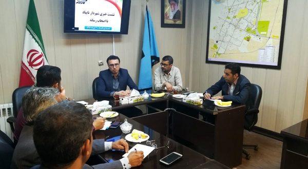 شهردار تایباد در نشست خبری با خبرنگاران شهروندان تایبادی راعامل اصلی موفقیت شهرداری در اجرای برنامه های مدیریت شهری برشمرد.