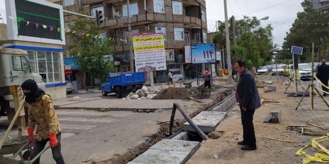 شهردارتایباد:  بزعم بارندگی های شدید دوسال اخیر، آبگرفتگی معابرو خیابانهای سطح شهر، به حداقل خود درچند ساله اخیر رسیده است.