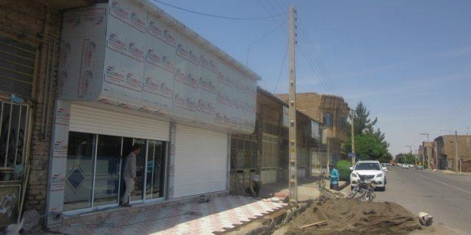 شهردار تایباد: انجام فعالیت های عمرانی مشارکتی، باعث تسریع در توسعهی آبادانی شهر می شود.