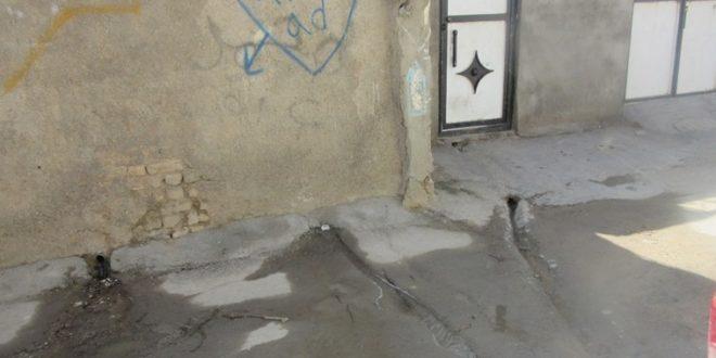مهندس سیدالحسینی؛ فاضلابهای خانگی مهمترین عامل تخریب آسفالت و جدوال در کوچه و خیابان می باشند.