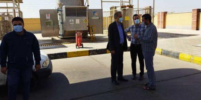 مهندس خواجه احمدی: ارائه خدمات شبانه روزی و تامین امنیت در جایگاه های سوخت CNG اولویت مهم شهرداری است.